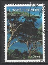 Saint Thomas et Prince 1992 (14) Yvert n° 1128 oblitéré used