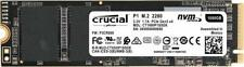 Crucial SSD CT1000P1SSD8 P1 1TB 3D NAND NVMe PCIe® M.2 SSD Retail