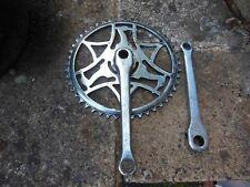 VINTAGE RALEIGH BICYCLE CHAINSET SUIT CHOPPER, TWENTY & ROADSTERS,48 TEETH