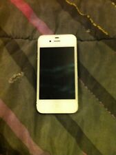 Apple iPhone 4 - 8GB - White (Vodafone) mobile phone.