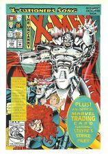 The Uncanny X-men #296 (Jan 1992) X-cutioner's Song Part 9 SEALED WITH CARD