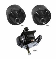 3 PCS Motor & Trans. Mount For 1994-1997 Totoyta Previa 2.4L Supercharger