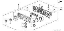 NEW 79600-S84-A01ZA HONDA HEATER AC CONTROL 1998-2000 HONDA ACCORD 2DR 4DR