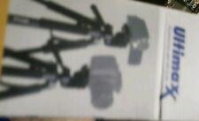 "60"" Inch Full Size Heavy Duty Universal Camera Video Tripod (Black)"