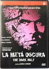 Dvd La Metà oscura di George A. Romero 1993 Usato