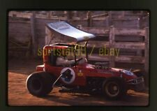 1975 Phil Casey #4 Sprint Modified Car - Vintage 35mm Race Slide