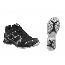 Haix Black Eagle Adventure 2.2 GTX low black-silver Sneaker Turnschuh Sportschuh