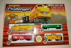 BACHMANN 5 THE CHALLENGER HO SCALE ELECTRIC TRAIN SET #00621