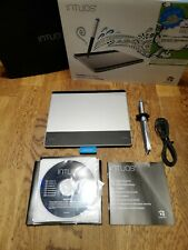 Wacom Intuos CTL- 480/S Small Creative Pen & Touch Tablet Pc Laptop Creative Art