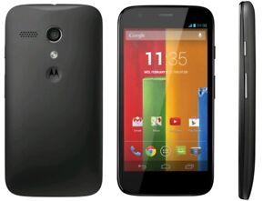 Motorola MOTO G - 16GB - Black (Unlocked) Smartphone BOX UP