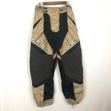 Exalt Thrasher Paintball Pants Tan Black Size M