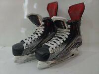 Bauer Vapor boys hockey ice Skates 4 D Lightspeed Edge (Shoe Sz 5) *(No Blades)*