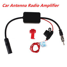 12V Car Stereo FM AM Strengthen Antenna Radio Signal AMP Amplifier Booster Tool