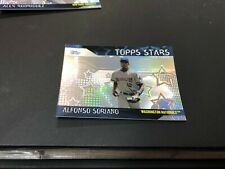 2006 Topps Stars #AS Alfonso Soriano - NM-MT
