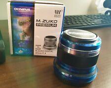 Olympus 45 mm f1.8 M.Zuiko Digital Lens - Black - New