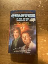 Quantum Leap : Too Close for Comfort by Ashley McConnell (1993, Mass Market)