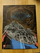 *NEW* LEGO Star Wars Millennium Falcon Force Friday Poster 3 - Ships in 24 hrs