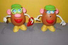 Playskool Hasbro Friends Mrs. Potato Head Classic Toy w/ Parts x Two