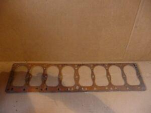 1932 Nash 1070 1170 8 Cylinder Copper Head Gasket
