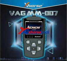 X-HORSE ISCANCAR 4.0 PINCODE, IMMO BYPASS, MILEAGE CORRECTION, RB8 REPAIR, EDC17