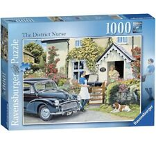 Ravensburger The District Nurse 1000 Piece Jigsaw Puzzle Game New FAST DELIVERY
