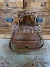 Genuine Michael Kors hamilton Leather Bag with matching purse