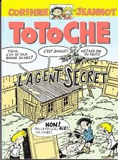 TABARY  -  Corinne et Jeannot  :  L'agent secret