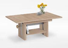 FMD Couchtisch Arles Couchtisch Wohnzimmertisch Sofatisch Tisch Höhenverstellbar