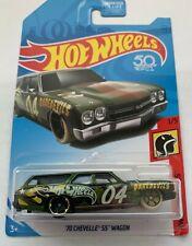 *NEW* Hot Wheels '70 Chevelle SS Wagon