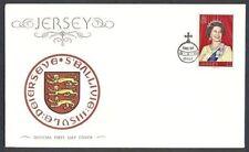 Jersey 1977 Qeii £2 Fdc (Id:301/D29111)