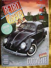 @ Mensuel REVUE RÉTRO VISEUR - N° 17 - COCCINELLE Janvier 1990