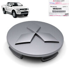 Wheel Center Cap Cover Trim Black Fits Mitsubishi L200 Triton Truck 2005 12 13