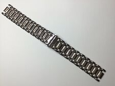 QUALITY NEW 20MM 316L STAINLESS STEEL BAND BRACELET FOR LONGINES PRIMA LUNA