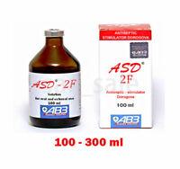 ASD - 2 fraction АСД 2 АСД2 Antiseptic Stimulator Dorogov 100 ml Armavir Moscow