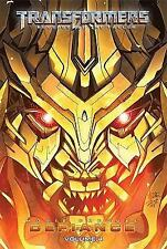 Transformers: Defiance 4 (Transformers: Revenge of the Fallen: Movie Prequel: De