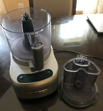 CUISINART Elemental 11 - Food Processor - Silver (USED)  -