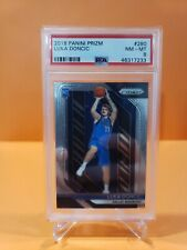 2018-19 Panini Prizm LUKA DONCIC RC #280  PSA 8 10/17/20 New Case, No Scratches!