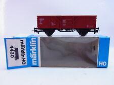 LOT 53686 | Schöner Märklin H0 4430 offener Güterwagen der DB in OVP