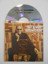 STEVIE WONDER : A TIME TO LOVE ♦ CD ALBUM PORT GRATUIT ♦