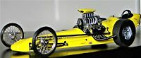 Dragster 1 Drag Racing Race Car 18 1960s Hot Rod 24 Carousel Yellow 12 Concept