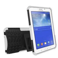 Heavy Duty Stand Hard Armor ShockProof Case For Samsung Galaxy Tab A 8.0 T350