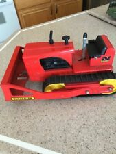 1960'S NYLINT # 4200 BULLDOZER NR MINT UNPLAYED WITH IN ORIGINAL BOX !!