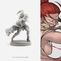 10th Anniversary White Speaker Model Kingdom Death Game Resin Figure 30mm
