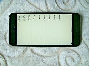 apple Iphone 6 working phone verizon smartphone silver A1549 16GB