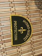 Patch Collection / Hydro-Québec Protection