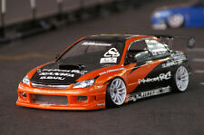PANDORA 1/10 RC SUBARU IMPREZA GDB 195mm Clear Body Drift Hashiriya Kyuusya