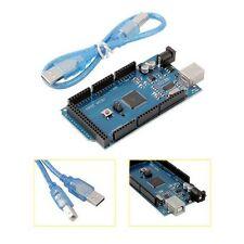 NEW ATmega2560-16AU CH340G MEGA 2560 R3 Board + Free USB Cable For Arduino ZK