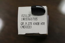 NOS OEM ACDelco Heater Knob #09360785 1997-2005 Buick