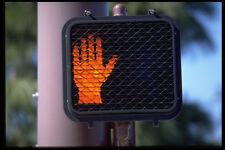 363047 Pedestrian Cross Stop light A4 Photo Print