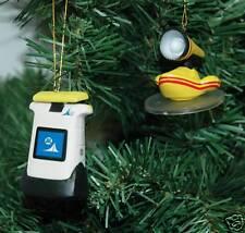 Wall-E, Steward BOT, Light BOT Christmas Ornament